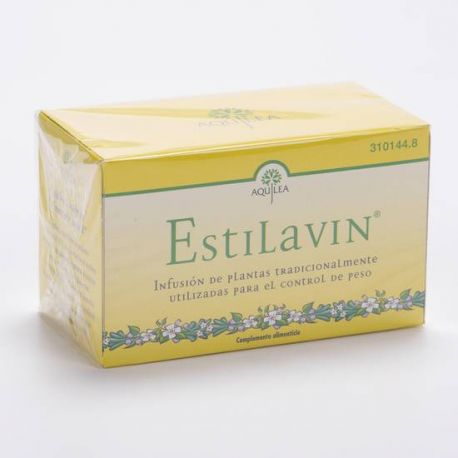 AQUILEA ESTILAVIN SILUETA 20 SOBRES PARA INFUSION