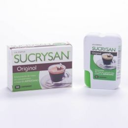 SUCRYSAN COMP ASPARTAMO 100 COMP