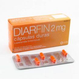 DIARFIN 2 MG 20 CAPSULAS