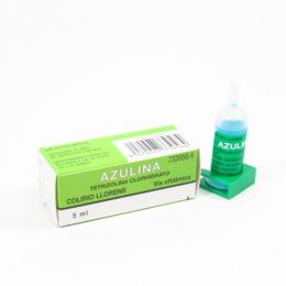 AZULINA LLORENS 1 MG/ML COLIRIO 1 FRASCO 5 ML