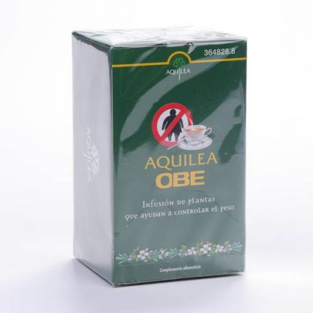 AQUILEA OBE SILUETA 20 BOLSITAS INFUSION