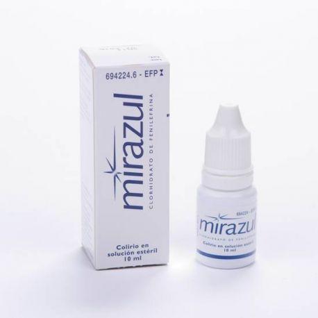 MIRAZUL 1.25 MG/ML COLIRIO 1 FRASCO SOLUCION 10 ML
