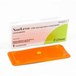 NORLEVO 1.5 MG 1 COMPRIMIDO