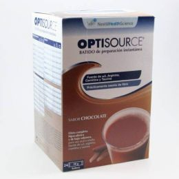 OPTISOURCE 50 G 24 SOBRE CHOCOLATE
