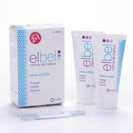 ELBEL CREMA DE MANOS 50 ML DUPLO 2 U