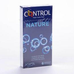 CONTROL ADAPTA NATURE PRESERVATIVOS 6 U