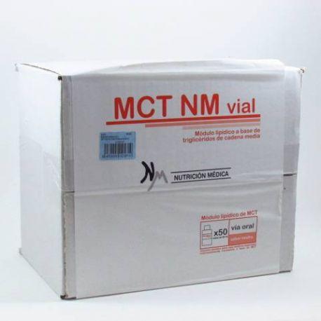 MCT NM 20 ML 50 VIAL NEUTRO