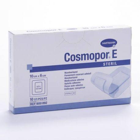 COSMOPOR E APOSITO ESTERIL 10 X 6 CM 10 U