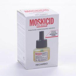 MOSKICID 45 DIAS INSECTICIDA MATAMOSQUITOS PLAGUICIDA RECAMBIO