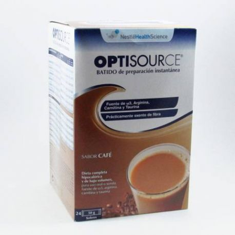 OPTISOURCE 50 G 24 SOBRE CAFE
