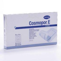 COSMOPOR E APOSITO ESTERIL 15 X 8 CM 10 U