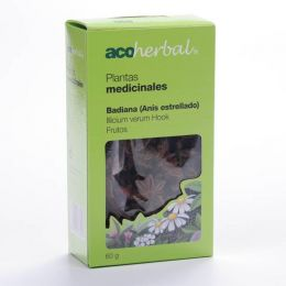 ACOHERBAL BADIANA FRUTOS 60 G