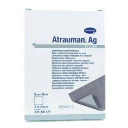 ATRAUMAN AG APOSITO ESTERIL 3 U 5 X 5 CM