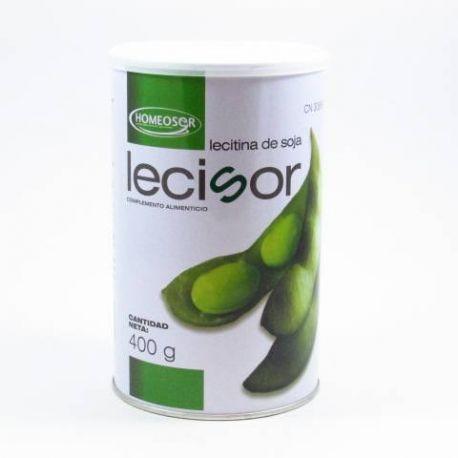 LECITINA DE SOJA LECISOR 400 G