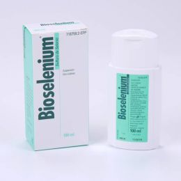 BIOSELENIUM 25 MG/ML SUSPENSION TOPICA 100 ML