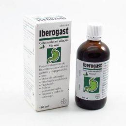 IBEROGAST GOTAS ORALES SOLUCION 100 ML