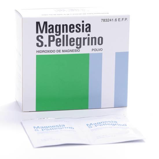Preparar purgante leche magnesia de con como
