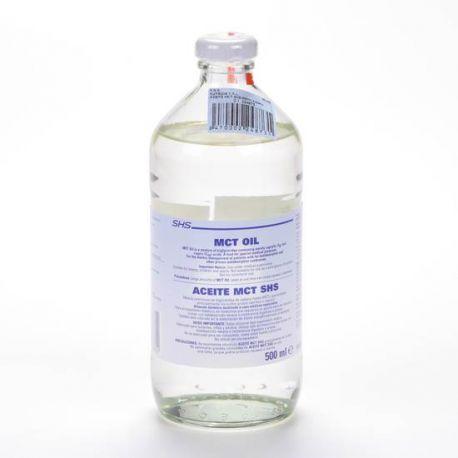 ACEITE MCT NUTRICIA (ANTES ACEITE MCT SHS) 500 ML 1 BOTELLA NEUTRO