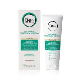 BE+ EMULSION QUERATOLITICA ANTIIMPERFECCIONES PIEL GRASA TENDENCIA ACNEICA 40 ML