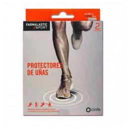 PROTECTOR DE UÑAS FARMALASTIC SPORT T- S
