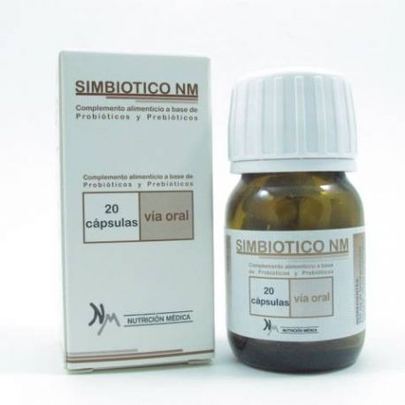 SIMBIOTICO NM 20 COMP