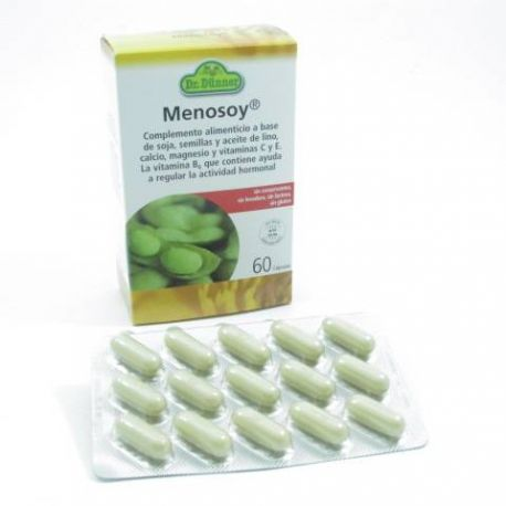 MENOSOY 60 CAPS