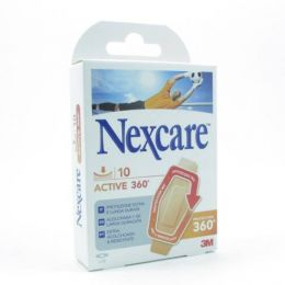 3M NEXCARE ACTIVE APOSITO ESTERIL 28 CM  X 76 MM 10 U