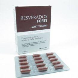 RESVERADOX FORTE 30 CAPS 50 MG