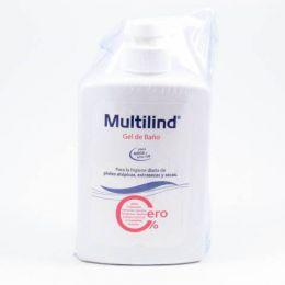 MULTILIND GEL DE BAÑO 500 ML