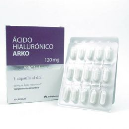 ACIDO HIALURONICO ARKO 120 MG 30 CAPS