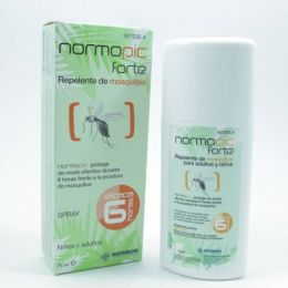 NORMOPIC FORTE SPRAY PICADURAS DE MOSQUITOS 75 ML