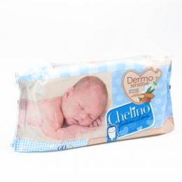 CHELINO FASHION & LOVE TOALLITAS INFANTILES 60 TOALLITAS