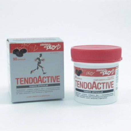 TENDOACTIVE 60 CAPSULAS