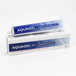AQUAGEL ESTERIL LUBRICANTE HIDROSOLUBLE INTIMO 82 G