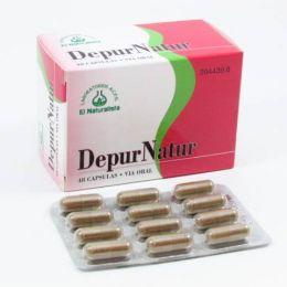 DEPURNATUR  EL NATURALISTA 48 CAPS