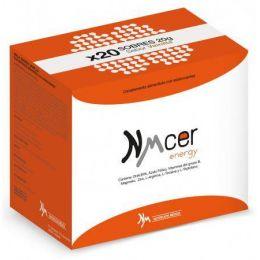 NMCER ENERGY 20 SOBRE CHOCOLATE