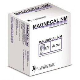 MAGNECAL NM 2.33 G 20 SOBRES