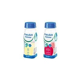 FRESUBIN THICKENED 16 VAINILLA/8 FRESA 200 ML 24 BOTELLA MULTISABOR