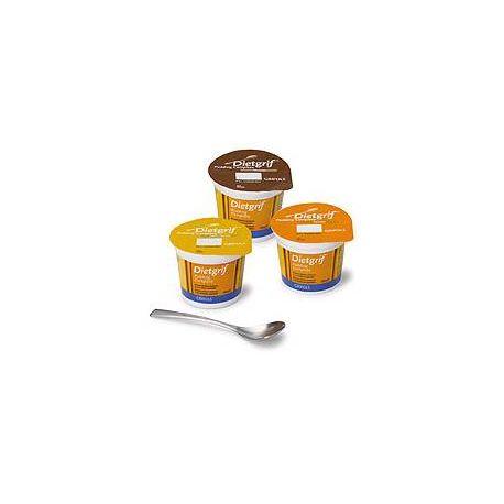 DIETGRIF PUDDING COMPLETO DIETA COMPLETA NO LIQUIDA 125 G CHOCOLATE 24 U
