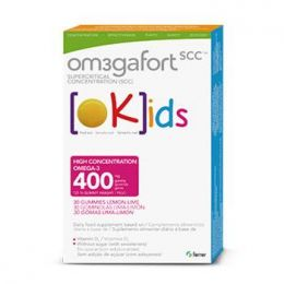 OMEGAFORT OKIDS 30 PASTILLAS