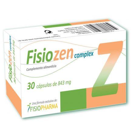 FISIOZEN COMPLEX 30 CAPSULAS