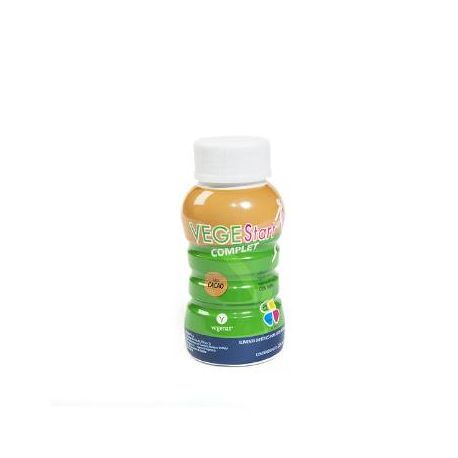 VEGESTART COMPLET 12 VAINILLA /6 CACAO /6 CAFE 200 ML 24 BOTELLA MULTISABOR