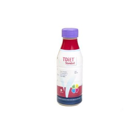 TDIET STANDARD NEUTRO (ANTES T-DIET PLUS ESTANDAR) 12 BOTELLA 500 ML