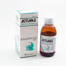 ACTIMAG 2 G/5 ML SOLUCION ORAL 100 ML