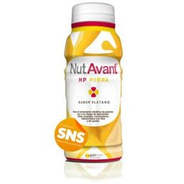 NUTAVANT HP FIBRA 8 VAINILLA / 6 CHOCOLATE/ 6 FRESA/ 4 PLATANO/ 4 CAPUCHINO 230 ML 28 BOTELLA MULTISABOR