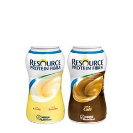 RESOURCE PROTEIN FIBRA 200 ML 24 BOTELLA CAFE