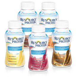 RESOURCE PROTEIN 200 ML 24 BOTELLAS ALBARICOQUE