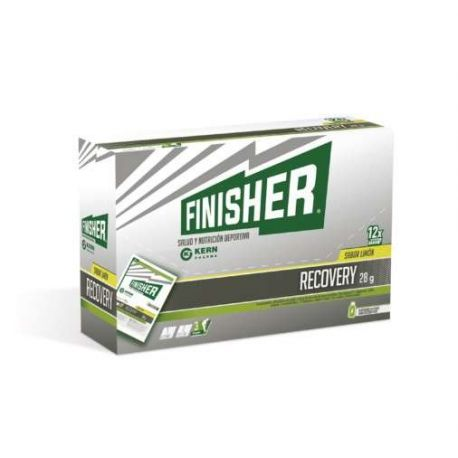 FINISHER RECOVERY GEL 28 G 12 SOBRES