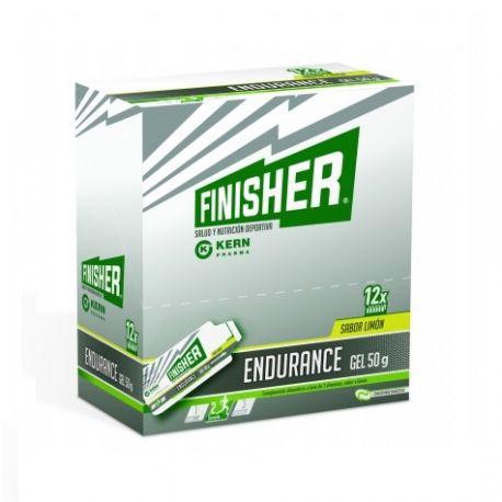 FINISHER ENDURANCE GEL 50 G 12 SOBRES