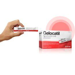 GELOCATIL 1 G 10 SOBRES SOLUCION ORAL